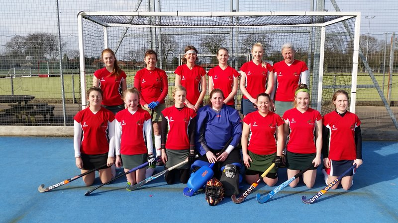 Ladies 3s Team Photo