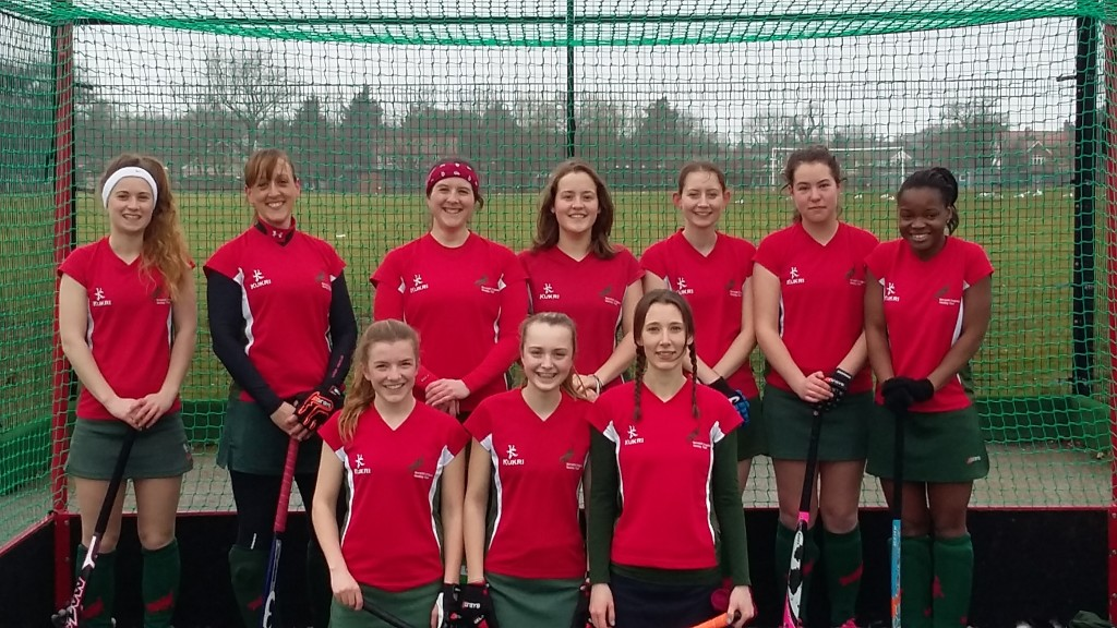 Ladies 4s Team Photo