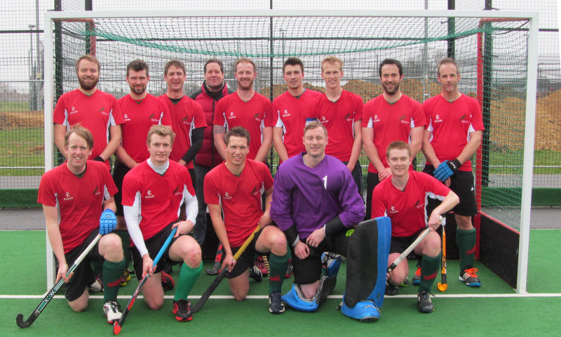 Men's 1s Team Photo