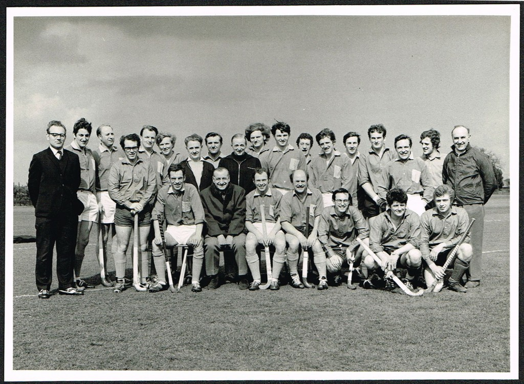 NUMHC 50th Anniversary Matchday All Players - 18Apr1970