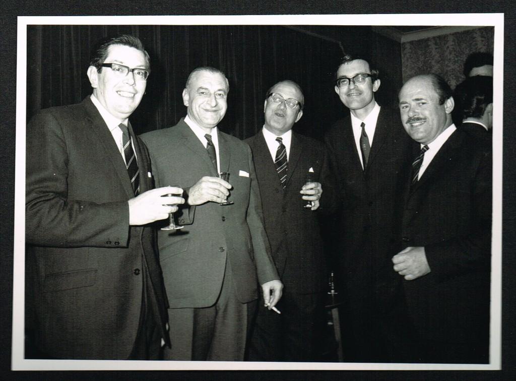 NUMHC 50th Anniversary Speakers - 18Apr1970