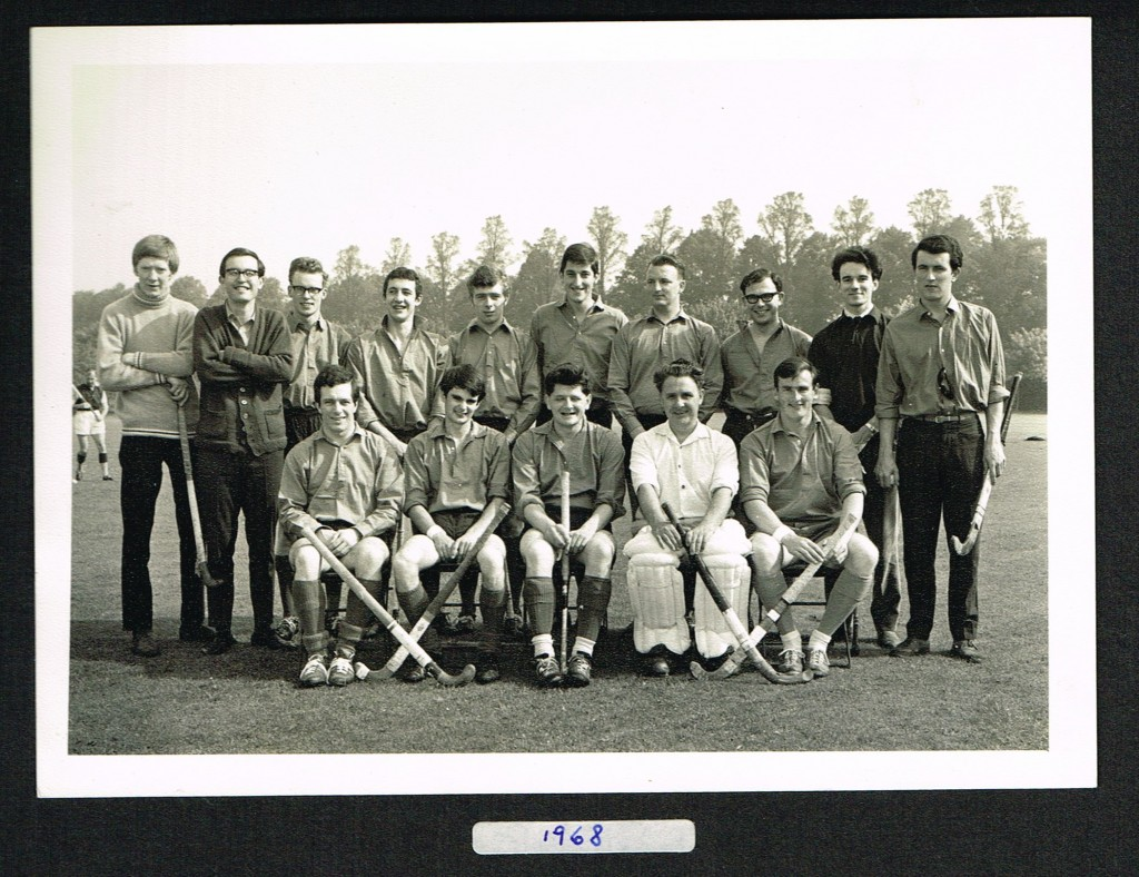 NUMHC Cardiff 1968