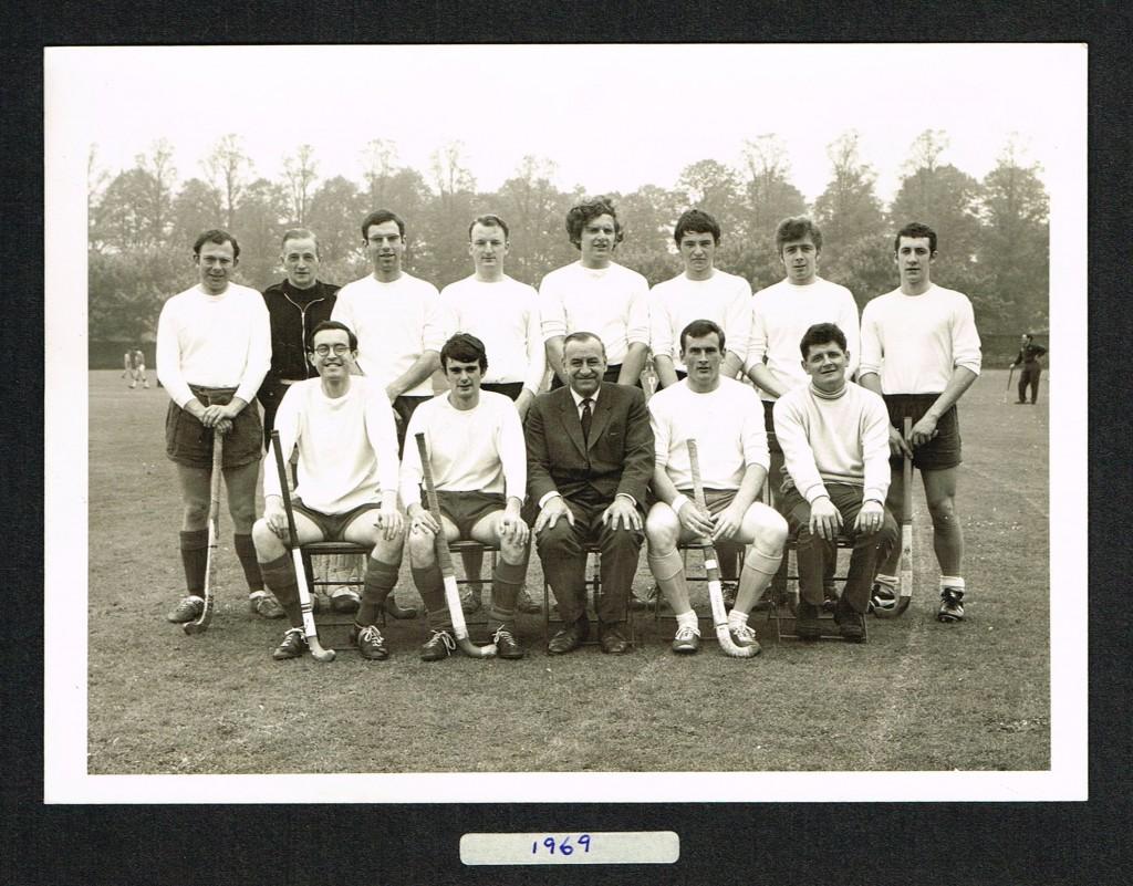 NUMHC Cardiff 1969