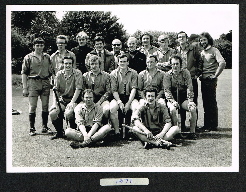 NUMHC Cardiff 1971