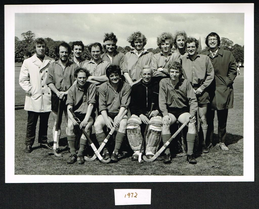 NUMHC Cardiff 1972