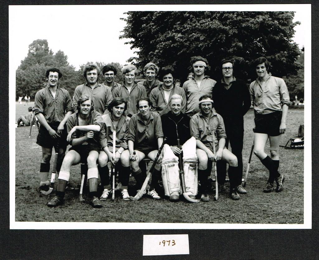 NUMHC Cardiff 1973