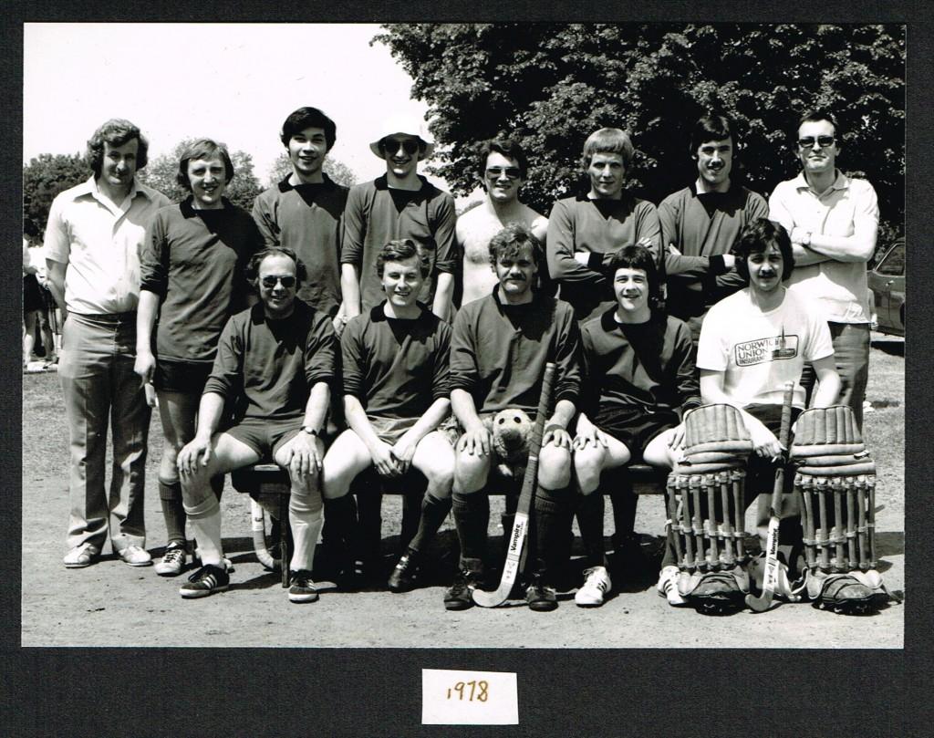 NUMHC Cardiff 1978