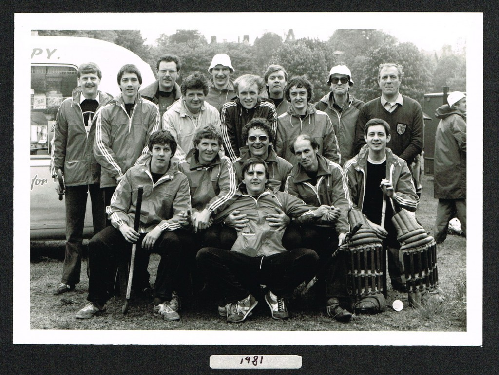 NUMHC Cardiff 1981