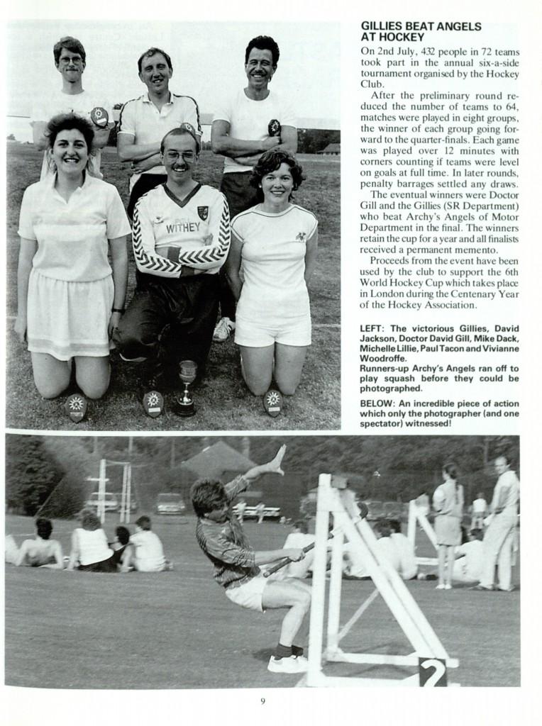 NU Magazine Autumn 1986 p9