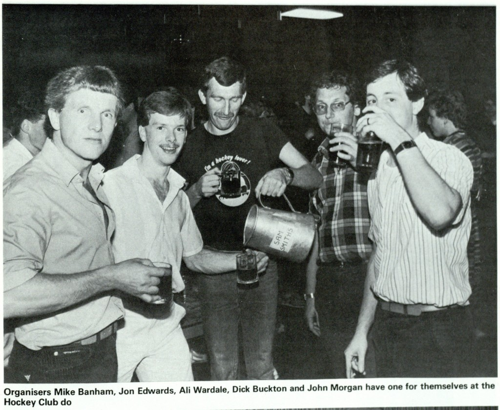 NU Magazine Winter 1984 Beer Festival Photo