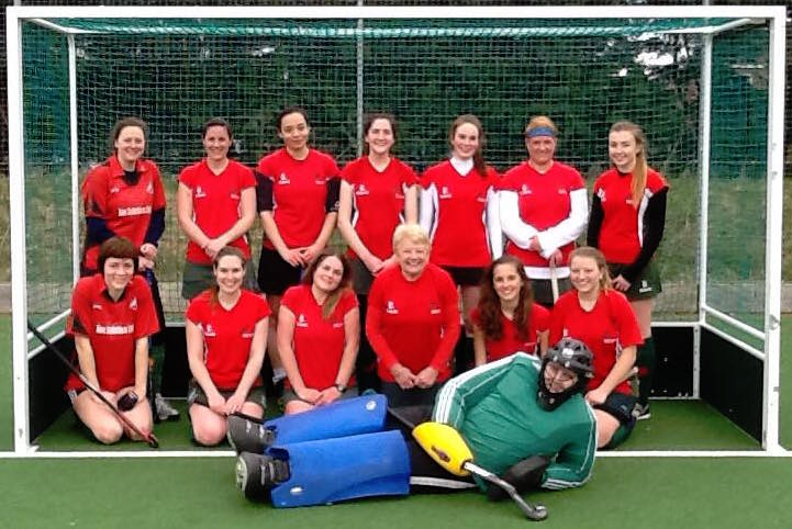 Ladies 6s Team Photo