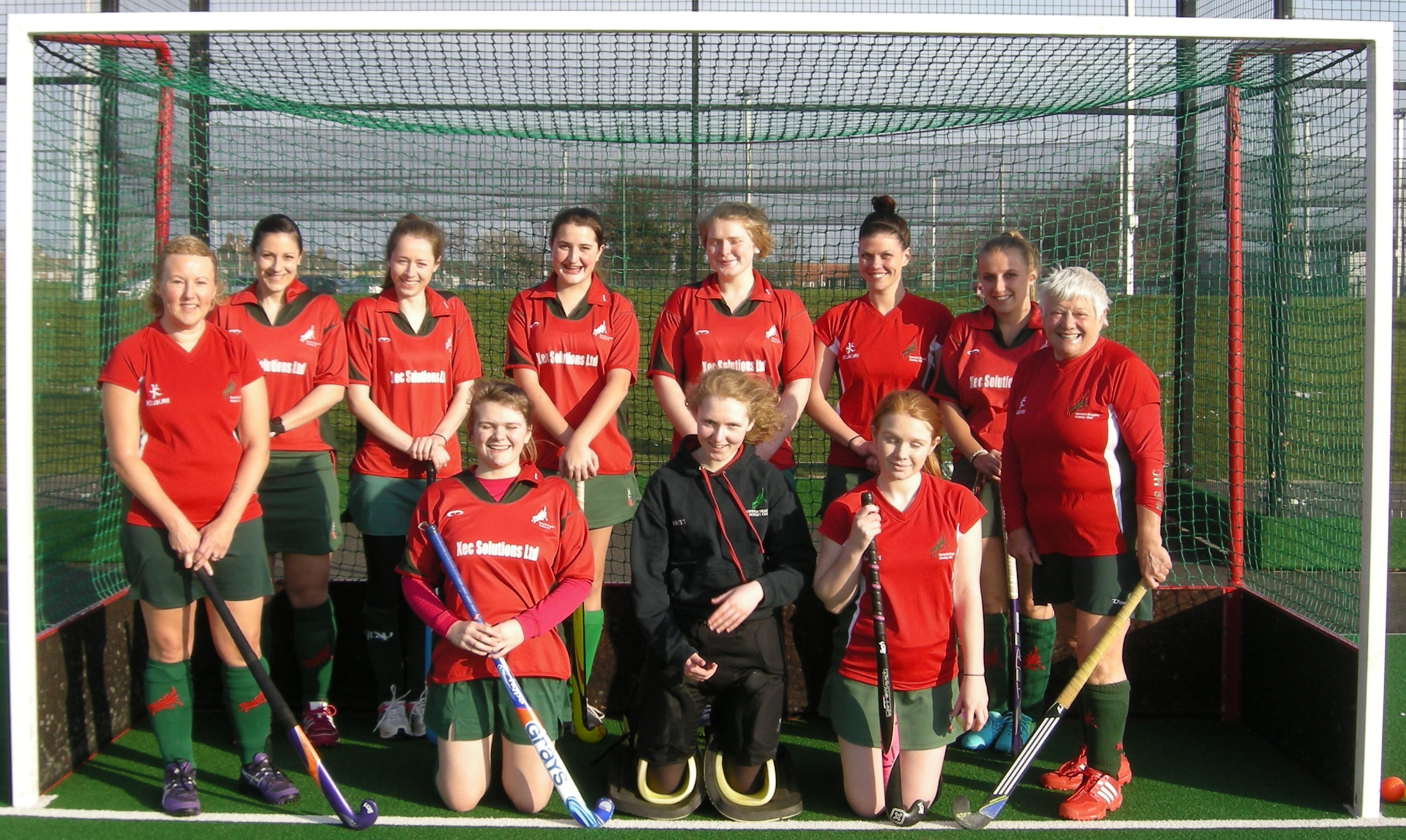 Norwich Dragons 6s 2013-4
