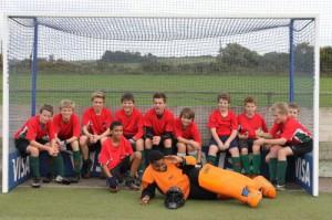 NDHC Boys u14 Team