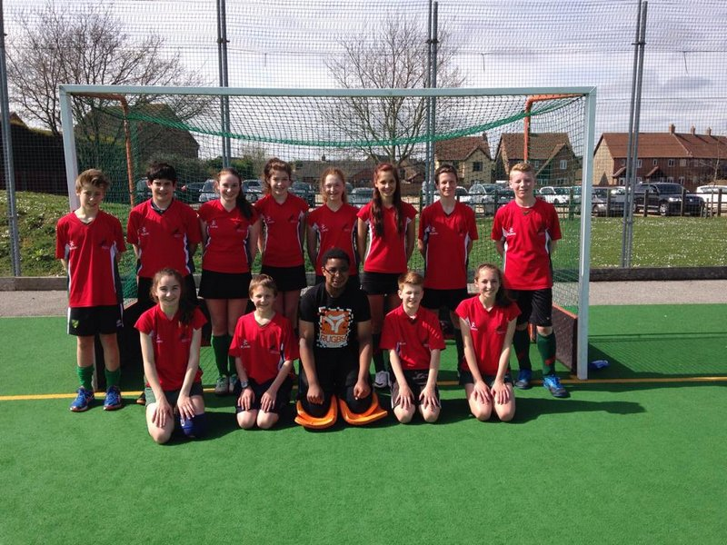 Dragons Mixed u15 Team