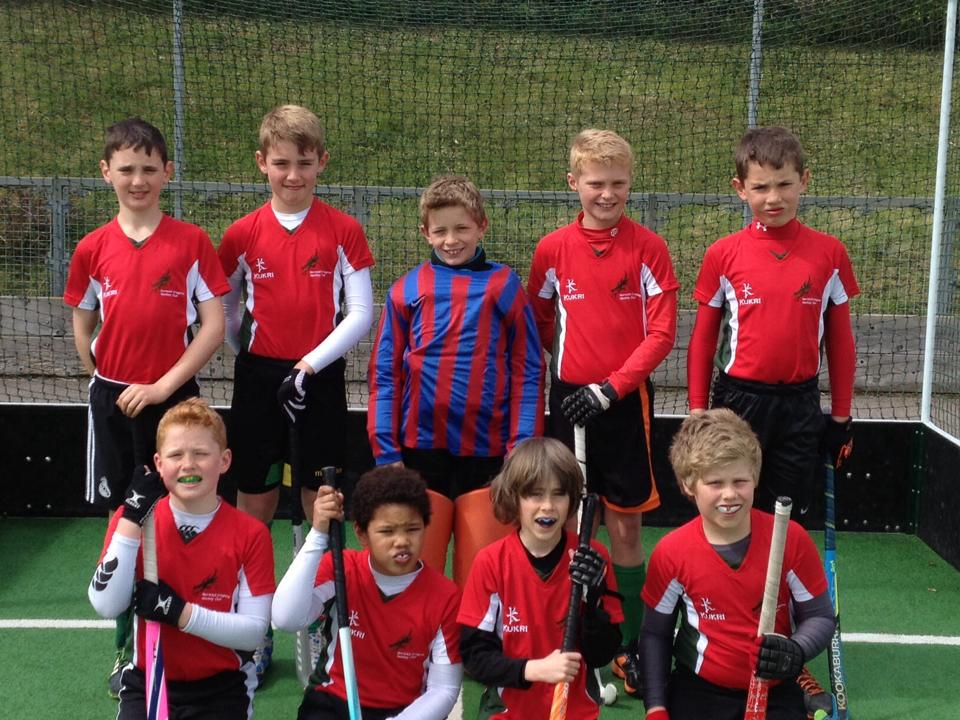 NDHC East of England Champions Boys Under 10s